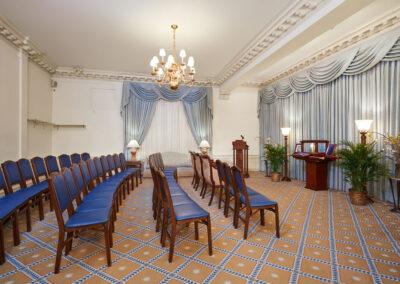 Funeral Room